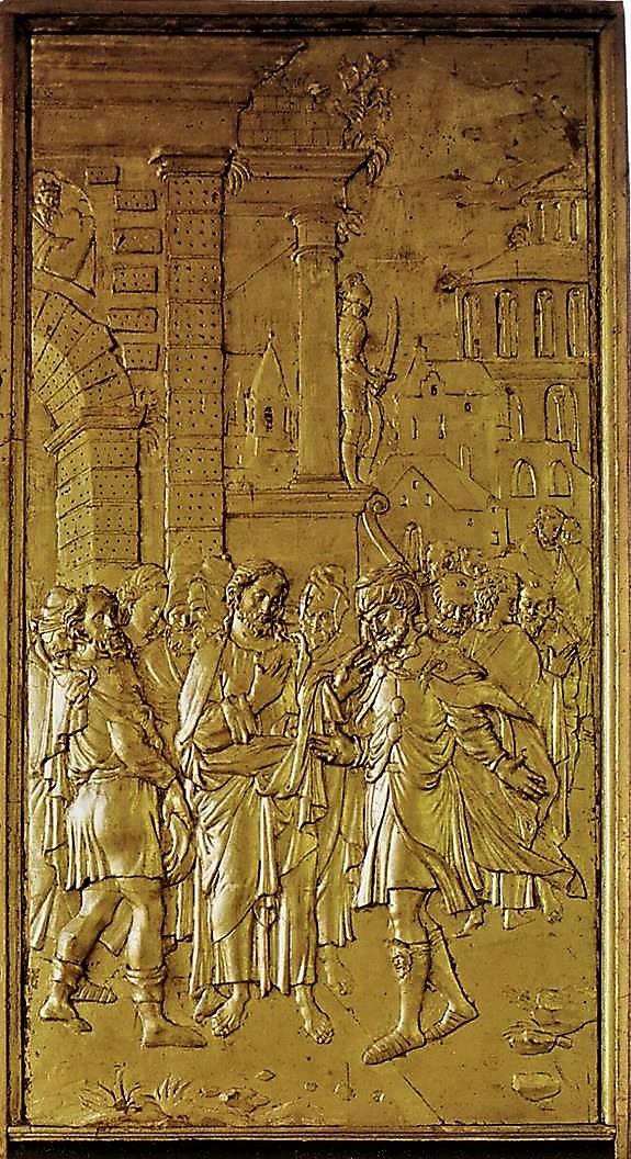 1560 høvedsmanden i kapernaum, bagsiden af roskilde domkirkes altertavle scanning fra bolvigs bog[166]
