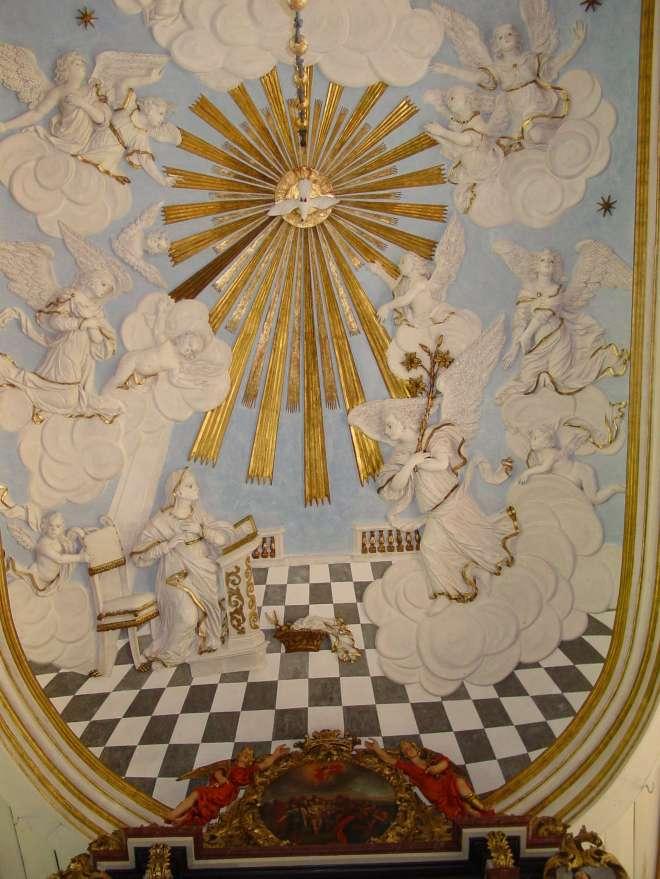 1700tallet måske, Barok måske, Bebudelse og englehimmel, Gråsten - Sønderborg, Claus.jpg