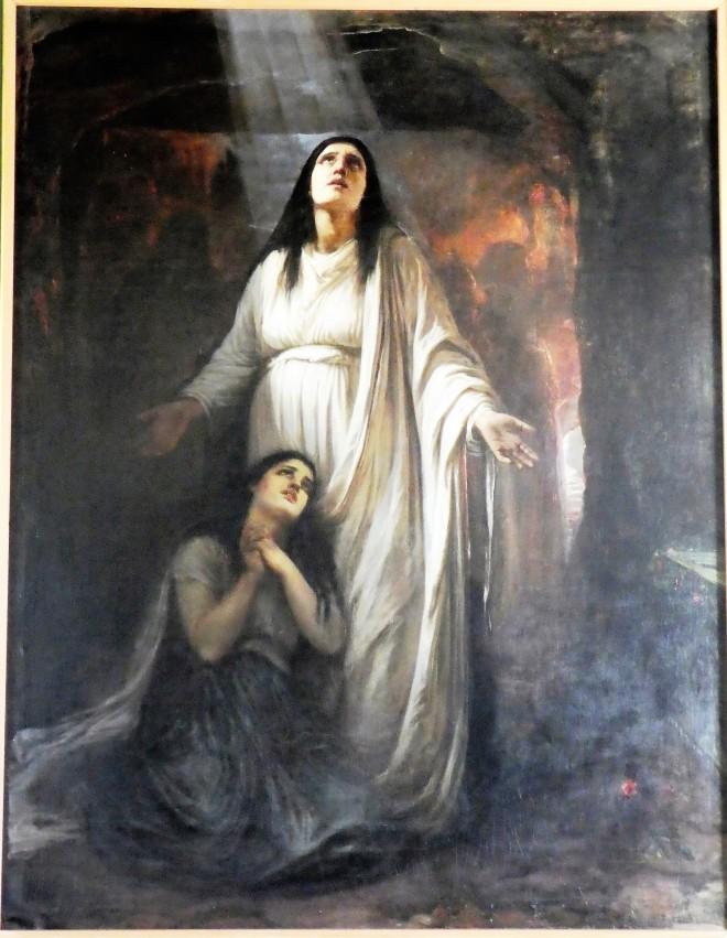 1846 Elisabeth Jerichau Baumann, blåhøj kirke, Claus P1010365.jpg