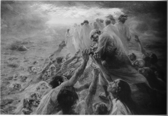 1918 Brendekilde Sjælenes vandring (3)