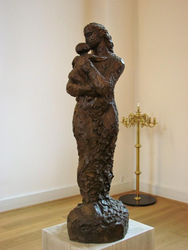 2015 Lisbet Nielsens skulpturer i Emmauskirken Diakonissestiftelsen DSC09264.jpg