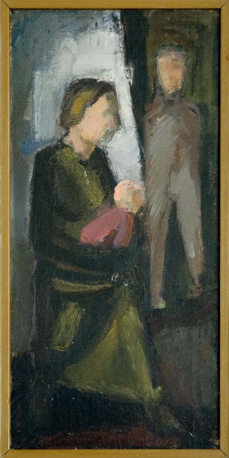 1953 Erik Heide Øster Jølby Fred untitled