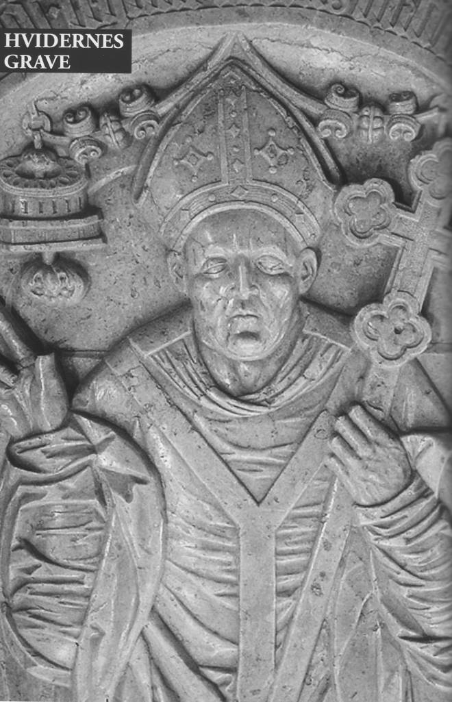Absalon Hvidernes grave, Sorø klosterkir0001
