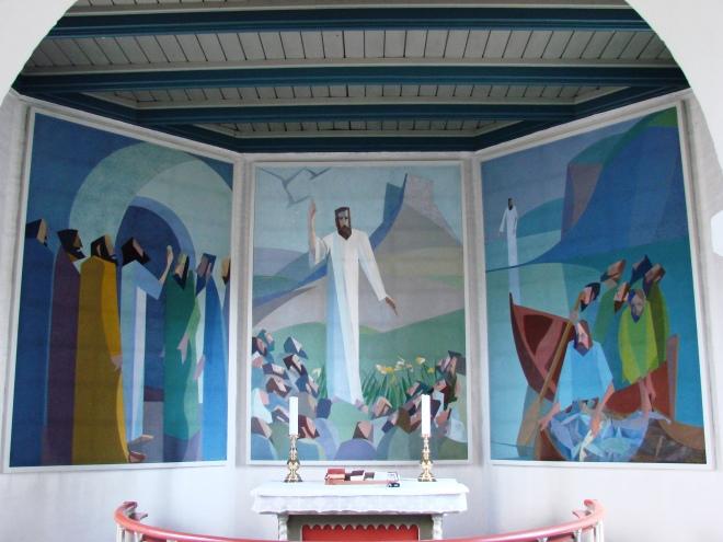 DSC00928 Langeslund Kirke John Svarre Christensen 1983 Claus