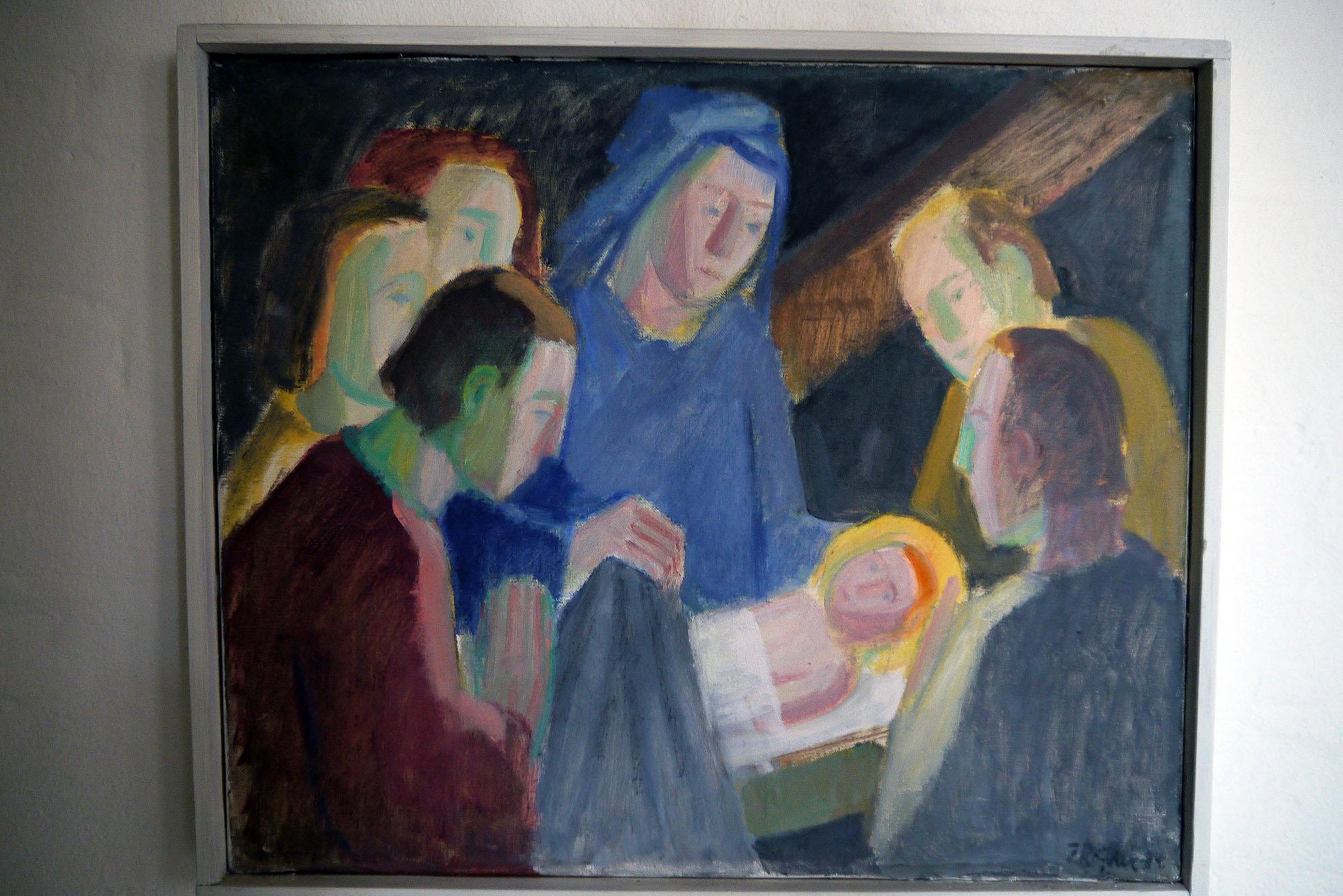 Ingolf Røjbækmåske Messiaskirkenmåske Helsingør_Messias-1926_21