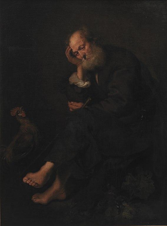 1670senest 567px-Karel_van_III_Mander_-_St_Peter_Repentant_-_KMSsp797_-_Statens_Museum_for_Kunst