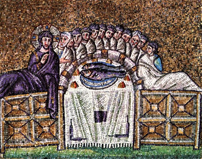 6. årh Apollinare Ravenna Billede1