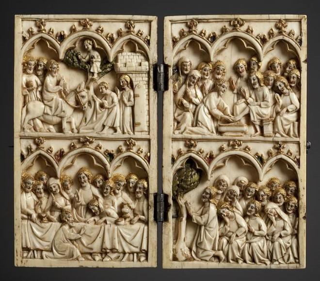 1360- 1 Thorvaldsens rejsealter