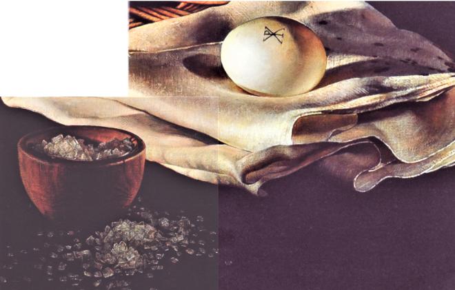 Thomas Kluge salt og æg St. Magleby bogen
