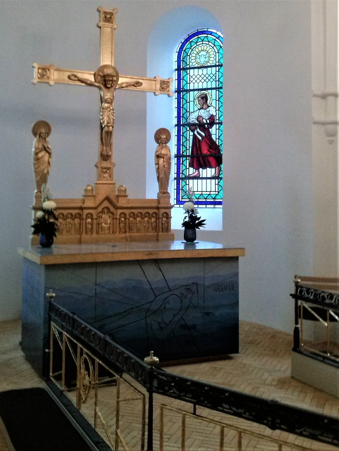 2017 Peter Brandes Silkeborg Kirke Claus eller CAM01173 Th Therkildsens foto (3)